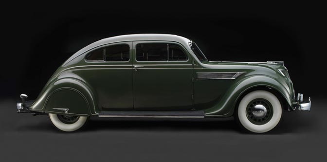 Rolling Sculpture = Art Deco Cars