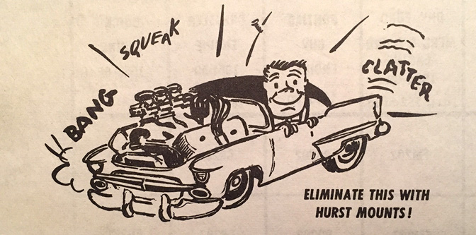 An Engine Swap with Hurst!