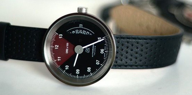 Automotive Inspired-Watches