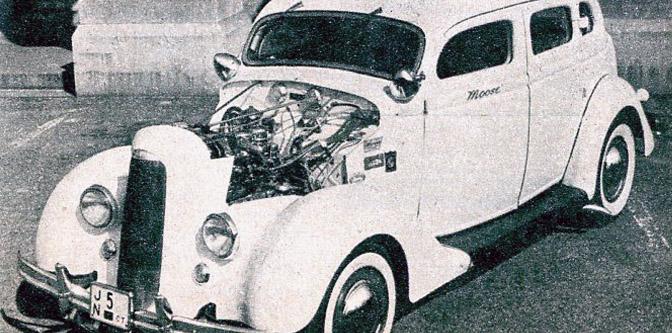 Nostalgia—1957 Style?