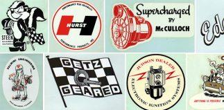 Vintage Speed Logos & Decals: Part 2