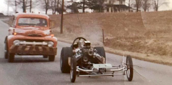 Dialing in the Dragster