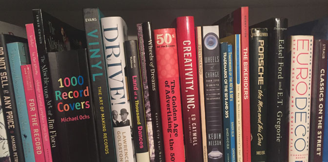 What's New on the Book Shelf…