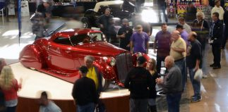 The Grand National Roadster Show in Five Sentences