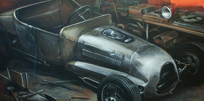 The Art Of Etienne Butterlin