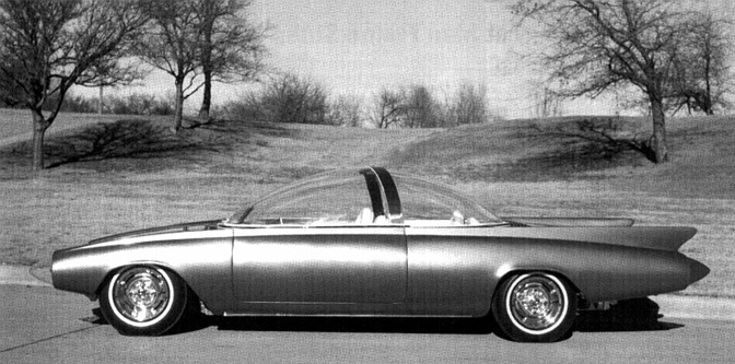 Craziest Custom Corvair: The Forcasta