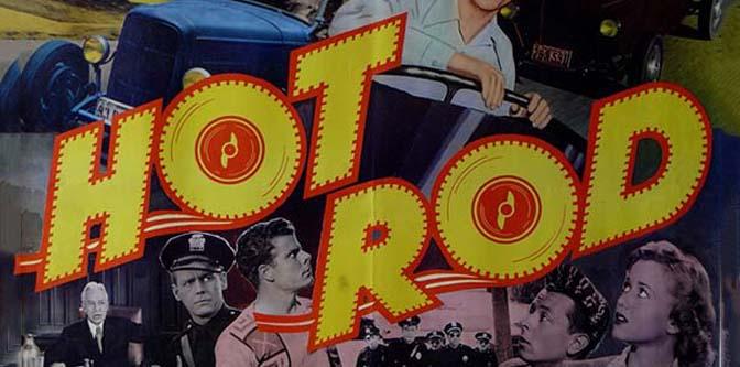 Hot Rod 1950