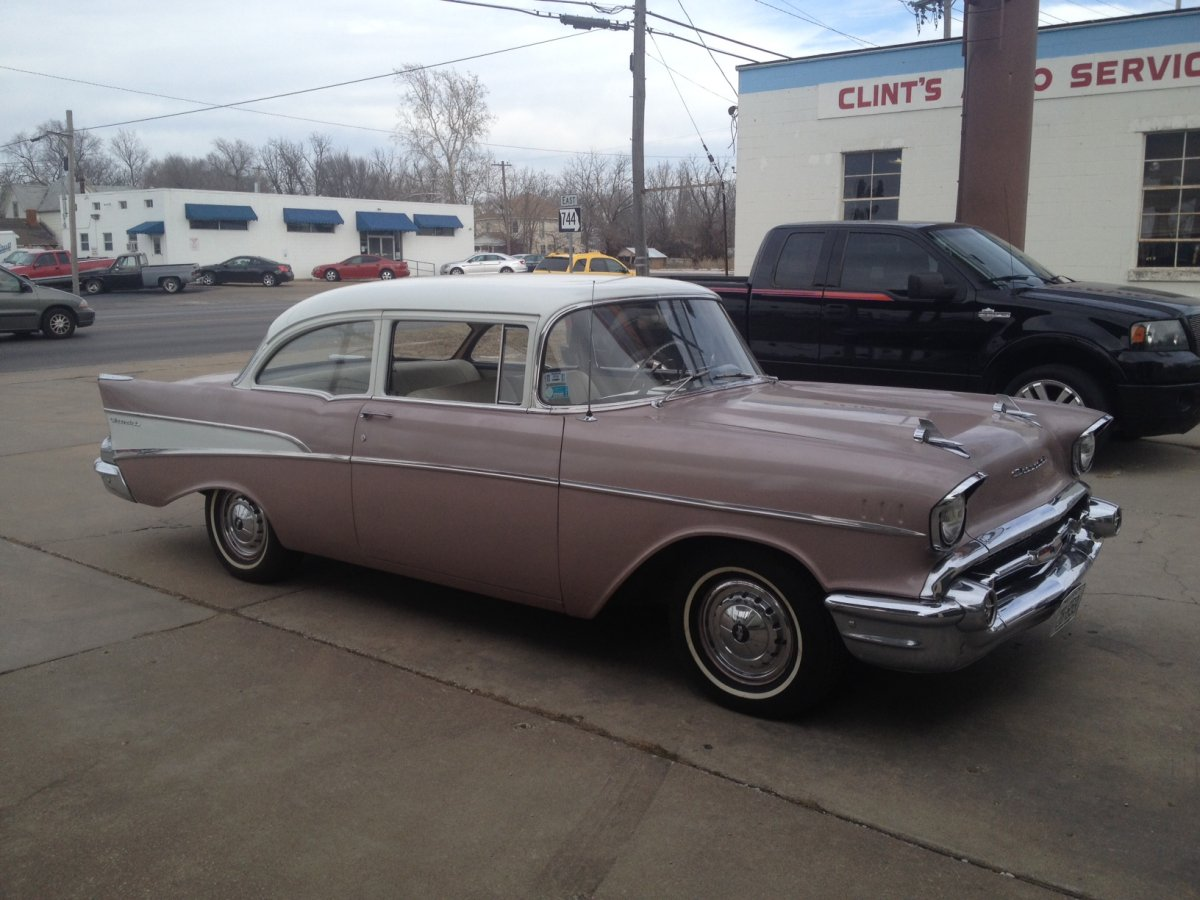 1957 chevy 210 2 door sedan new lower price the h a for 1957 chevy 210 2 door