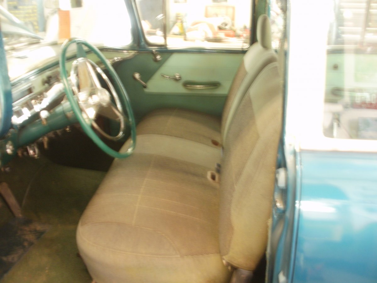 Astonishing Hot Rods 60 Falcon Wagon Seat Swap The H A M B Caraccident5 Cool Chair Designs And Ideas Caraccident5Info