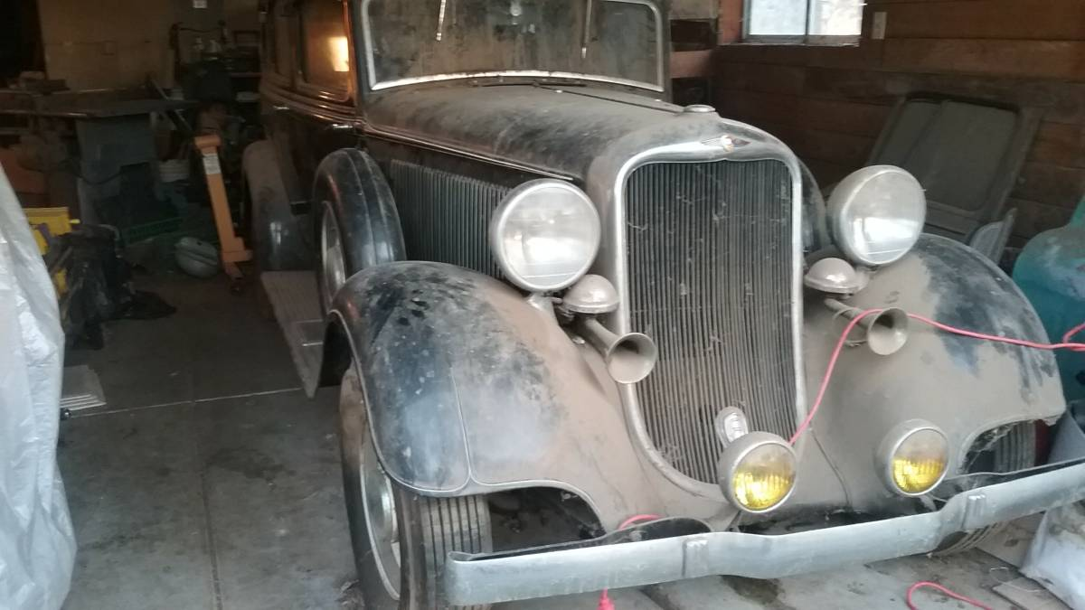 Projects - 1933 Dodge DP 6 | The H A M B