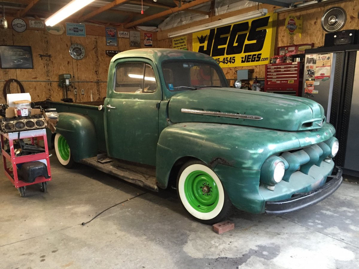 projects 52 ford f1 build the h a m b