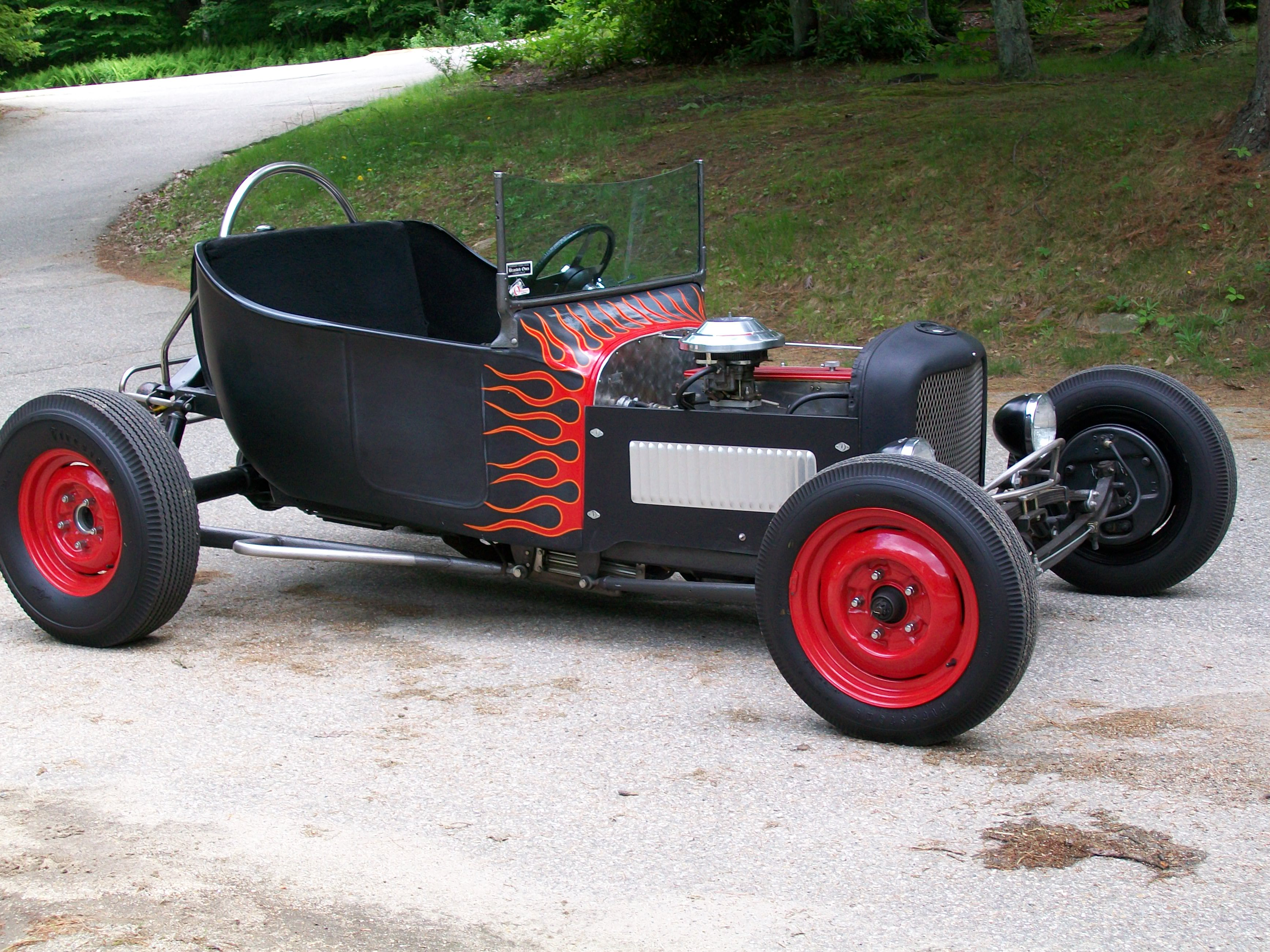 1927 Ford Model T traditional Hot Rod | The H.A.M.B.
