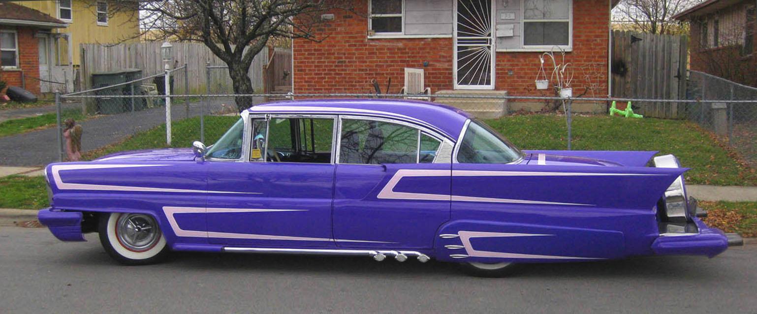 Iconic Full Custom 1957 Lincoln Premier The H A M B