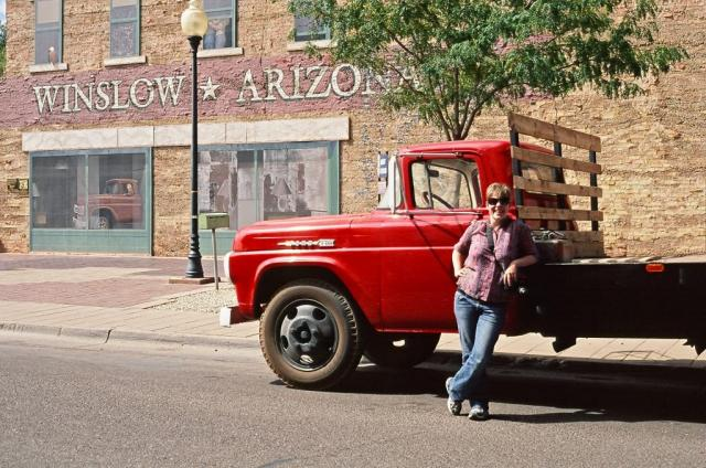 033 _A Girl _My Lord_ _amp_ a Flat Bed Ford___ Winslow AZ.jpg