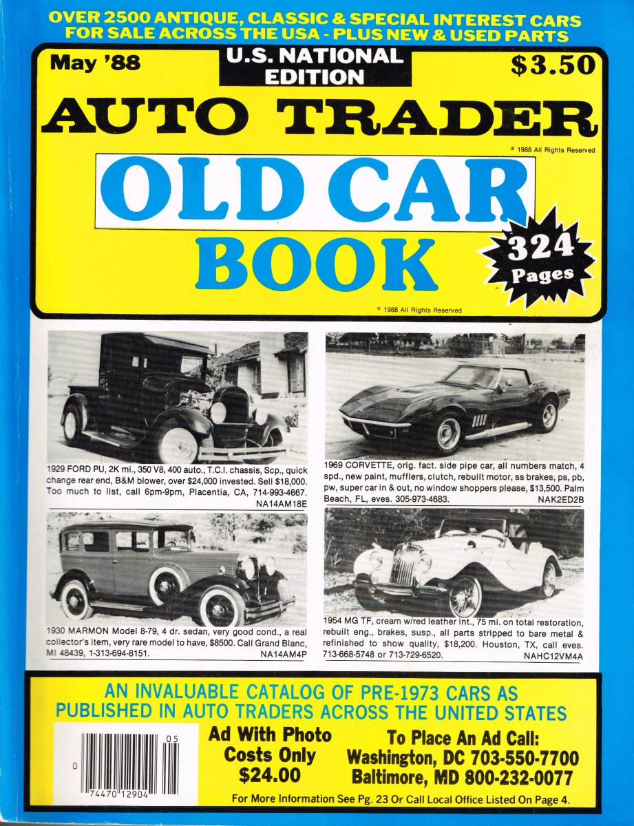 Old Fashioned Auto Trader Collector Festooning - Classic Cars Ideas ...