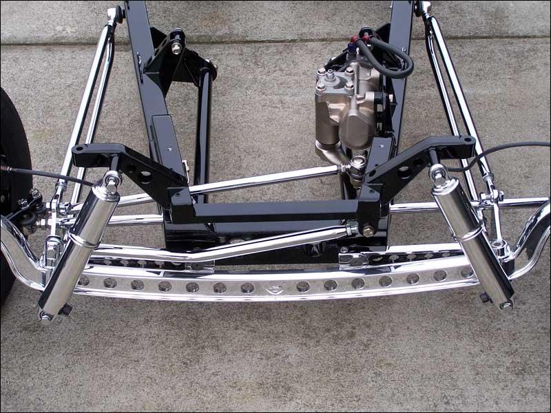 Front suspension designs | The H A M B