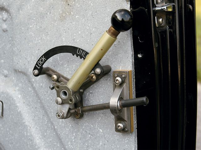 Hot Rods Safety Latch For A 3 Window The H A M B