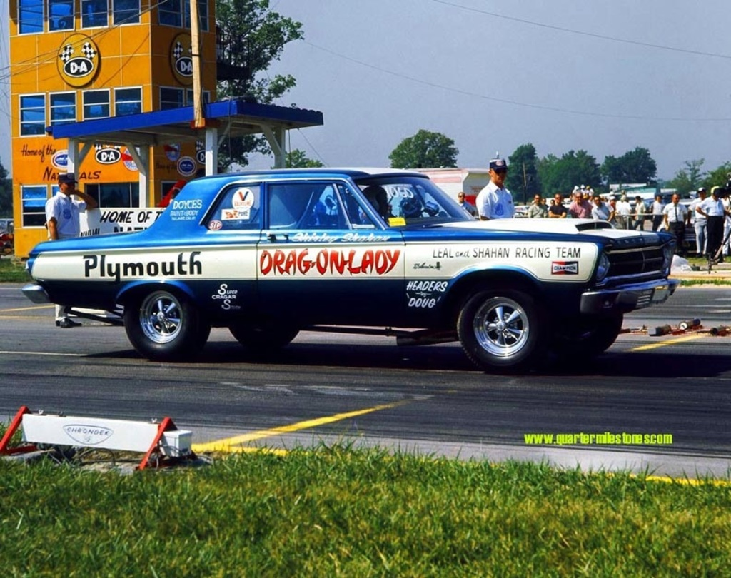 1 1 The first woman to ever win an NHRA event was Drag on La.jpg
