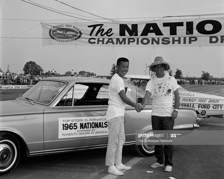 1  1965 NHRA Nationals - Indianapolis. Bud Shellenbe.JPG