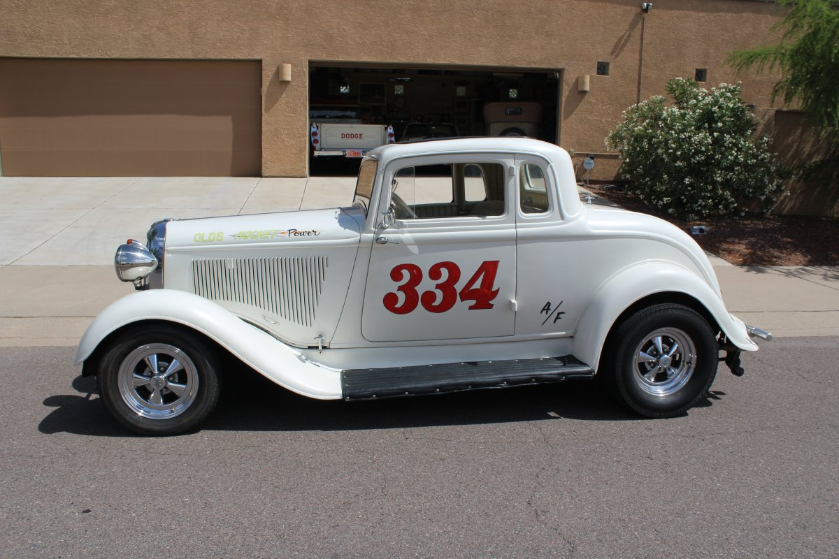 Outstanding 1933 Plymouth With Oldsmobile Rocket Power The H A M B Spiritservingveterans Wood Chair Design Ideas Spiritservingveteransorg