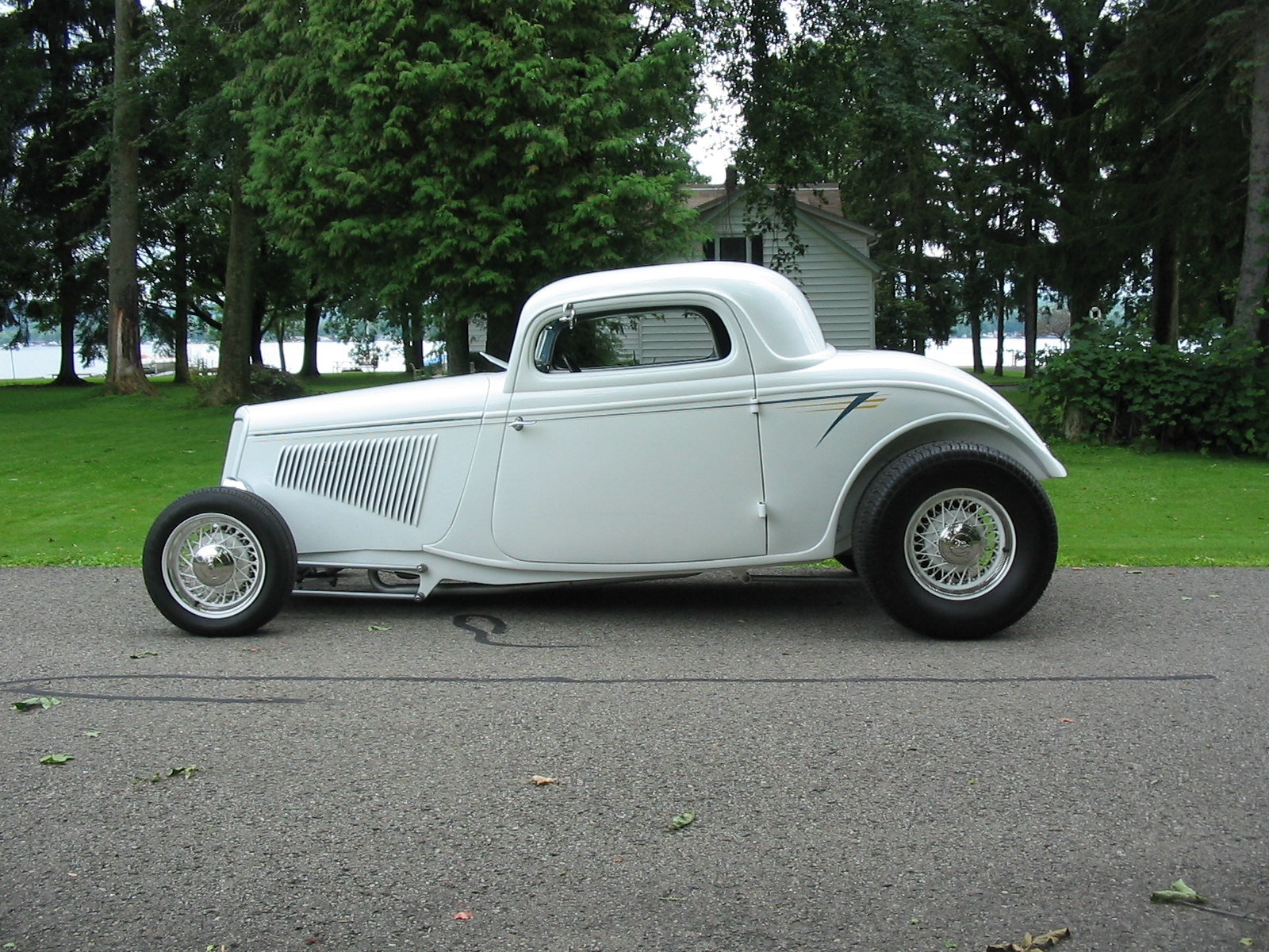 34 ford 3w coupe real henry steel the h a m b for 1934 ford 3 window coupe steel body