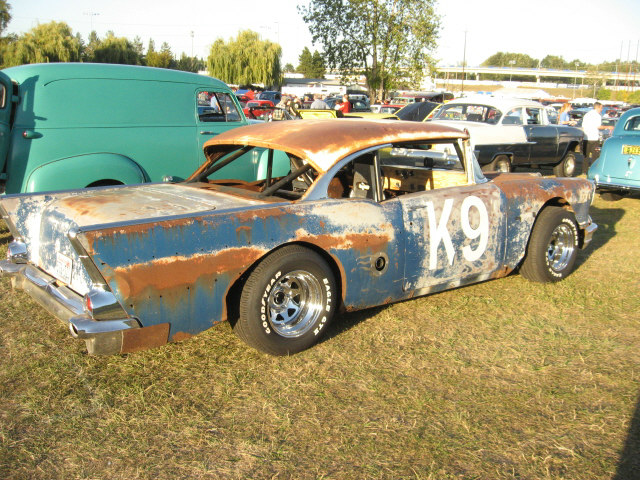 Features  Vintage Stock Cars for the street  Page 8  The