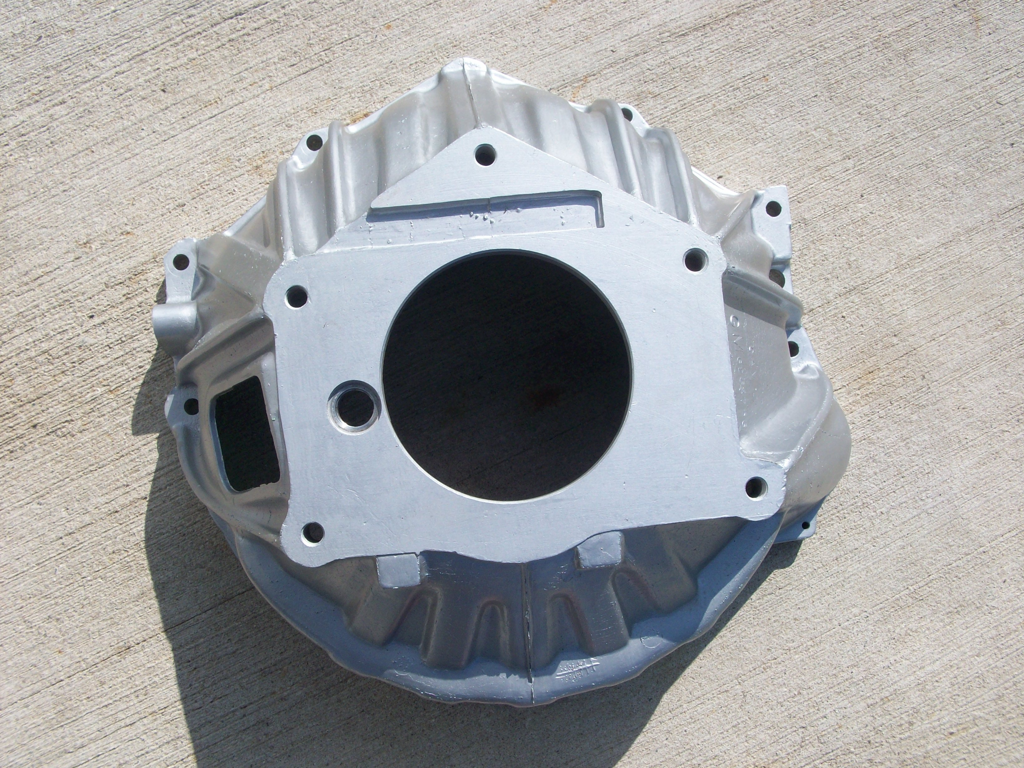Truck Parts For Sale >> CHEVY BELLHOUSING FOR 12'' CLUTCH SBC | The H.A.M.B.