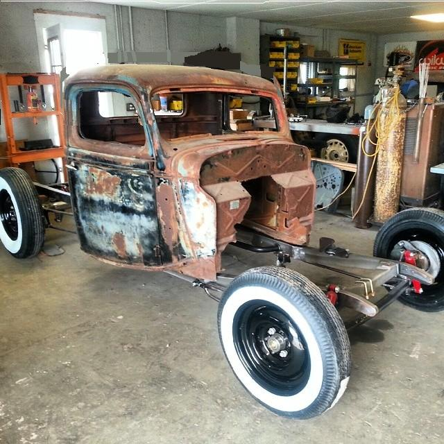 Build A Truck Ford: Any Interest In A Open Wheel Truck Build