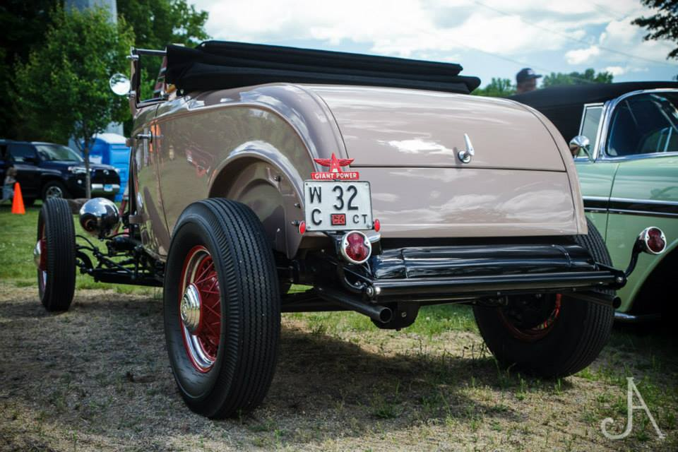 Hot Rods 32 Ford Tail Lights The H A M B