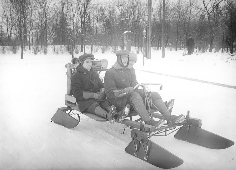 "107 1916 Harley-propelled ""Red's Motor Boat"" Ice Boat.jpg"