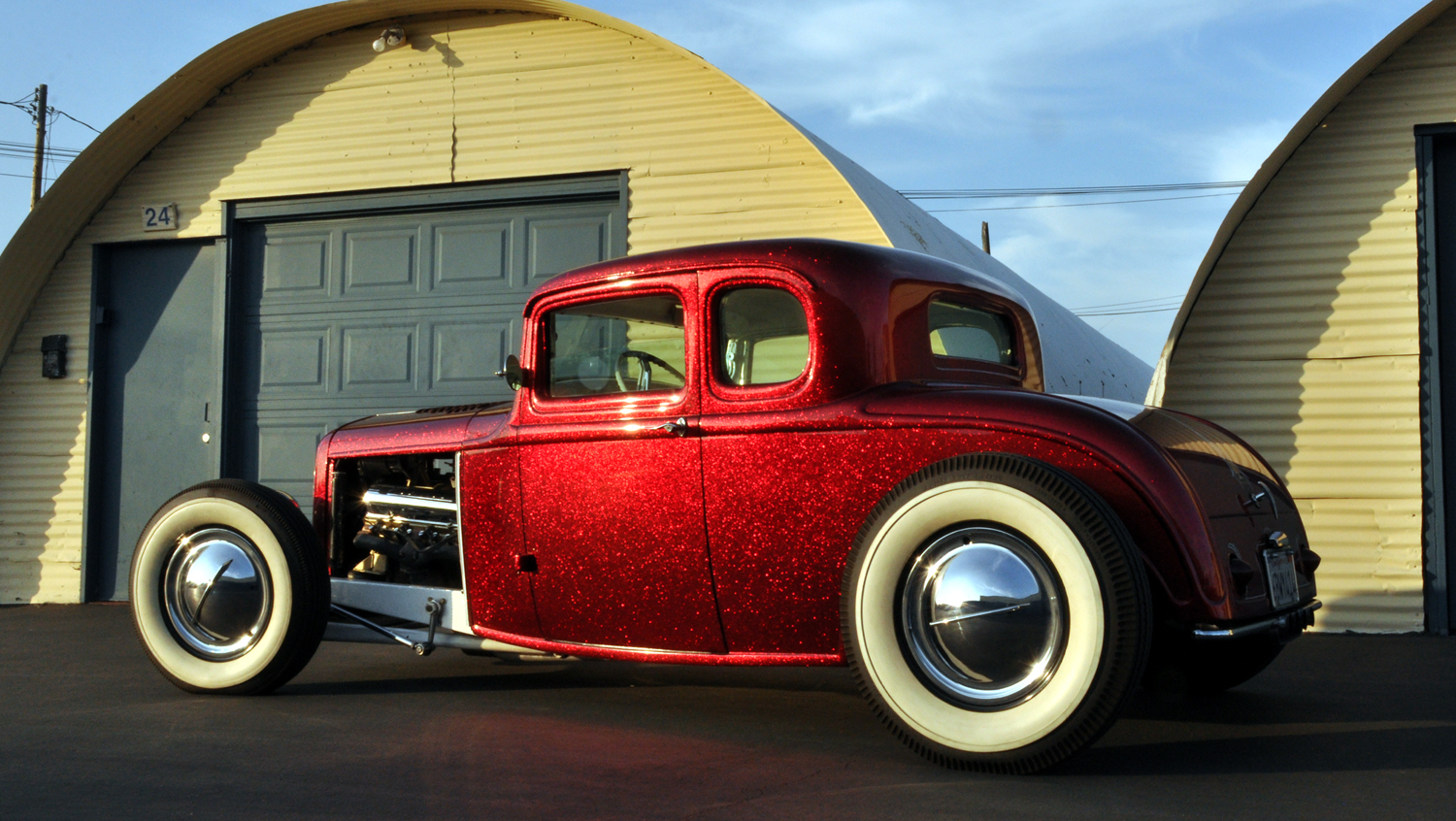 1932 Ford 5-window magazine project hot rod | The H.A.M.B.