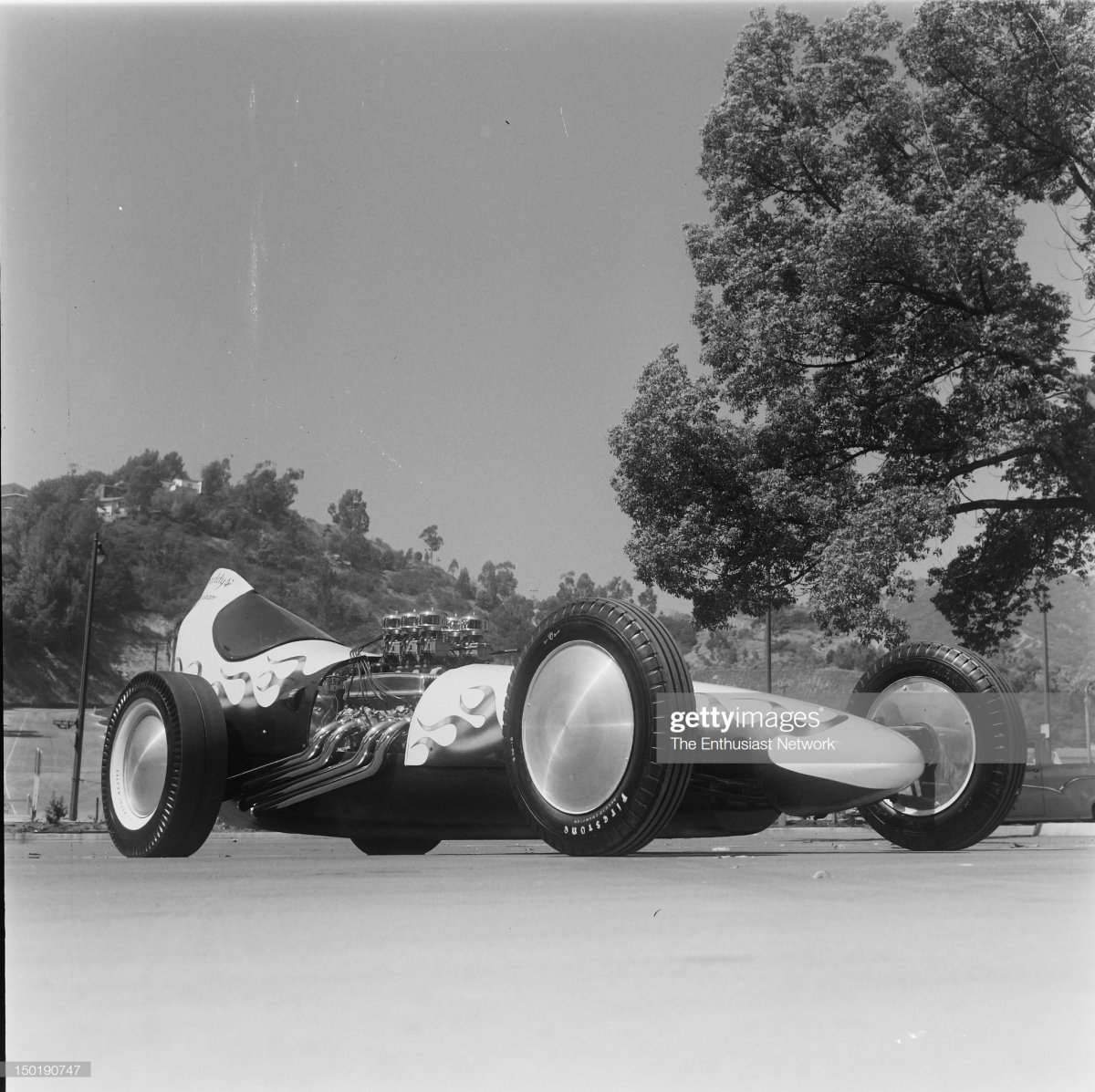 11 Daddy's Auto Body Dragster Buick Nailhead - 1957.jpg