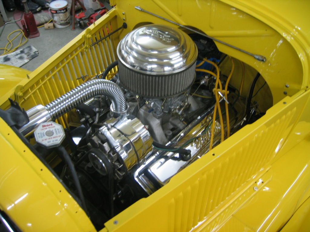 Built Rat Rod Air Cleaner : Hot rods home made air cleaner page the h a m b