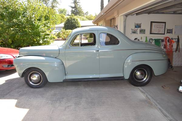 1941 Ford Coupe Deluxe The H A M B