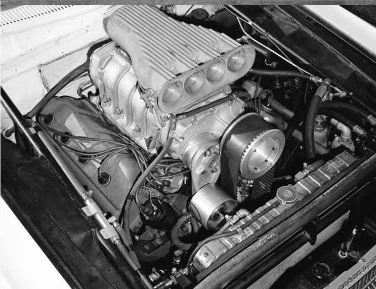 134 1965 Dodge Coronet superchargered Stocker which set a new course speed record at daytona 2.JPG