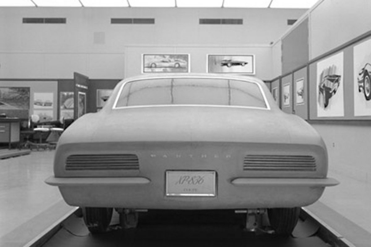 138 1965 Chevrolet Panther Concept CarClay Model a.jpg