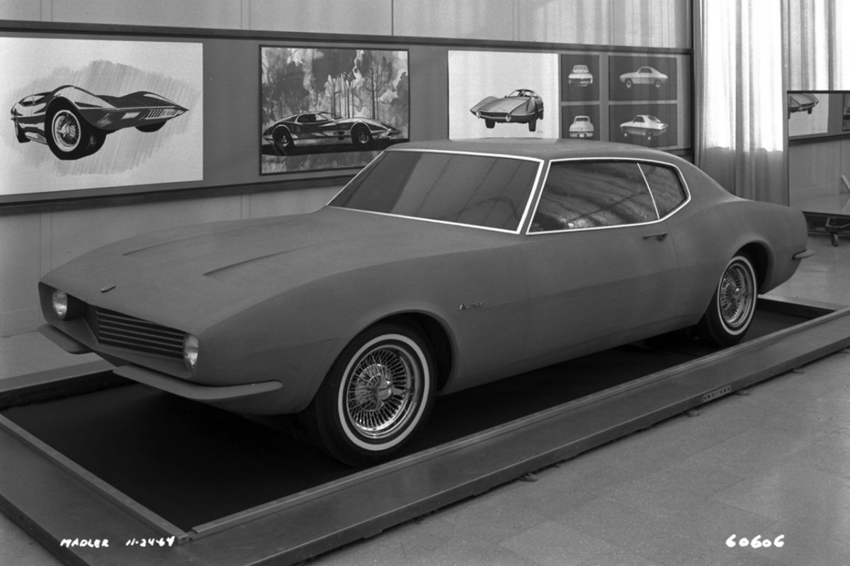 138 1965 Chevrolet Panther Concept CarClay Model.jpg