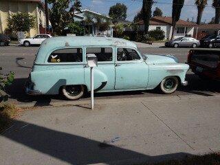 1953 Chevrolet Handyman Wagon The H A M B