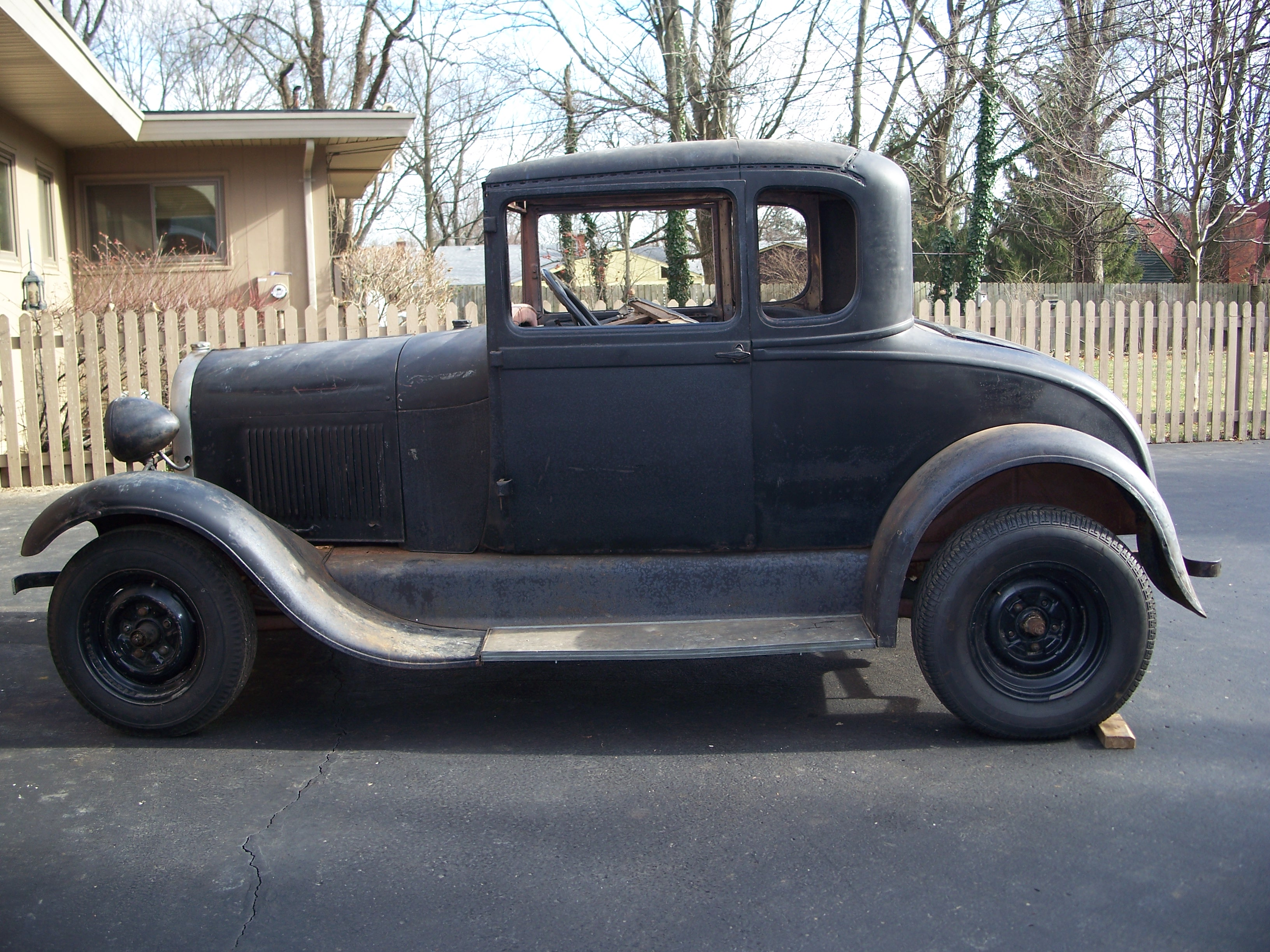 Hot Rods - What did your current Hot Rod look like when you started ...