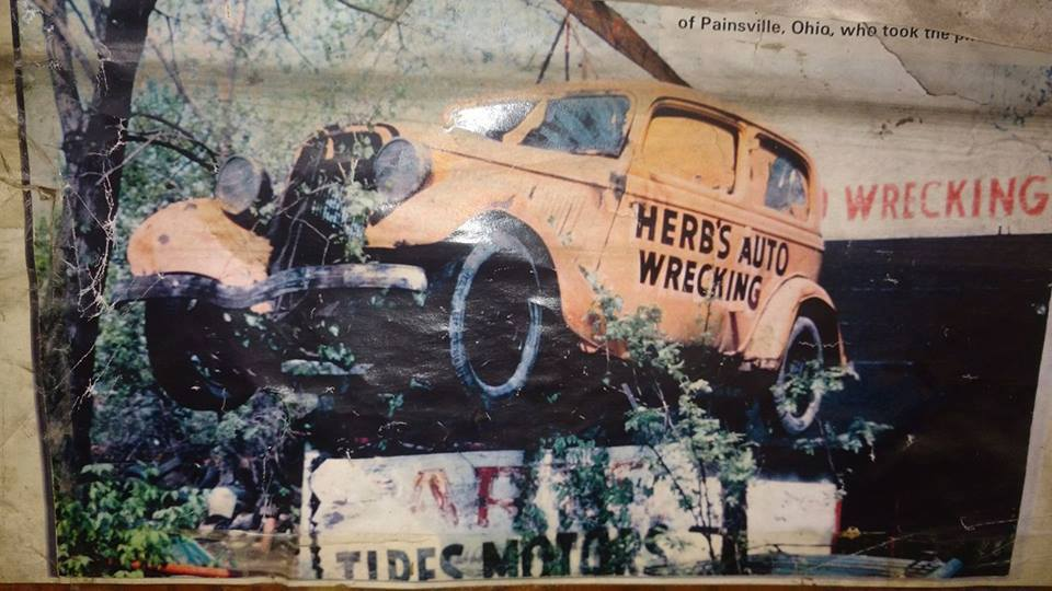 Herbs auto salvage mentor Ohio | The H.A.M.B.