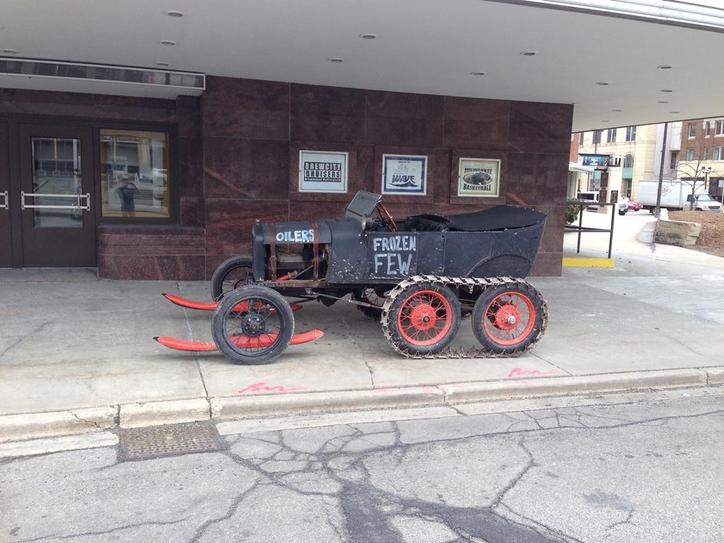 1926 Ford touring car snowmobile.JPG