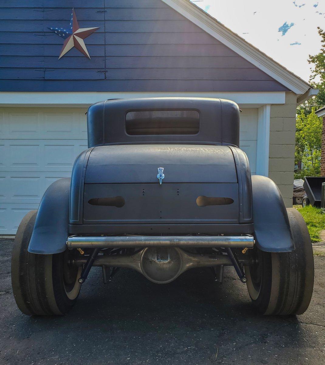1930 A Coupe Pontiac Rear.jpg