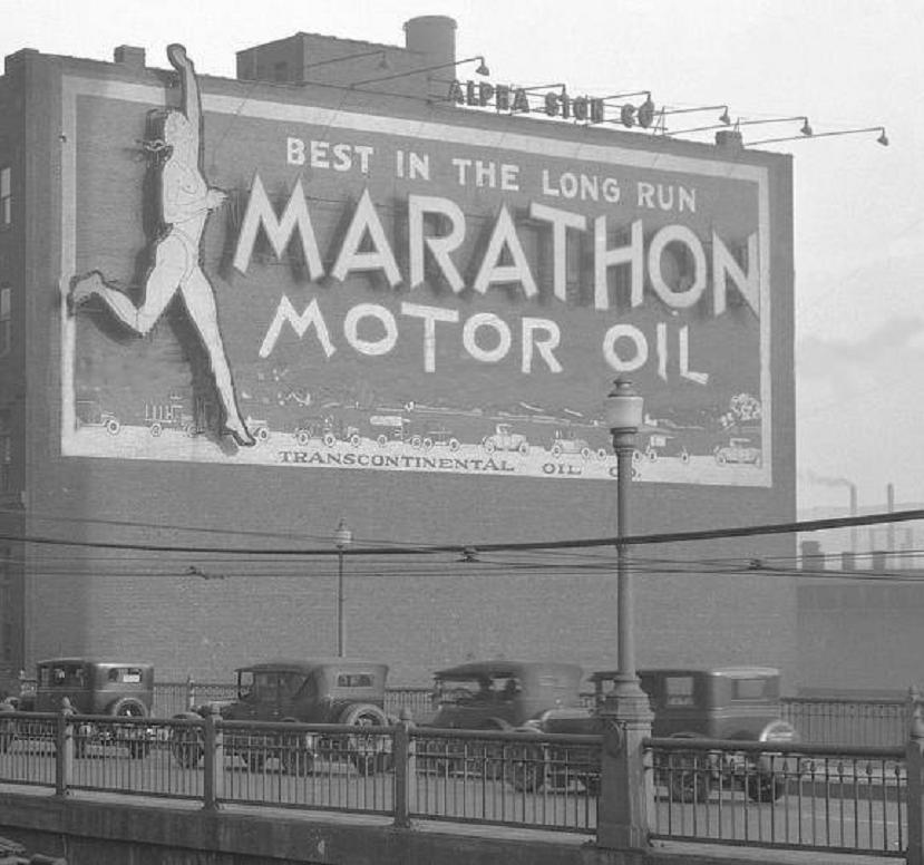 1930 billboard Marathon Oil.jpg