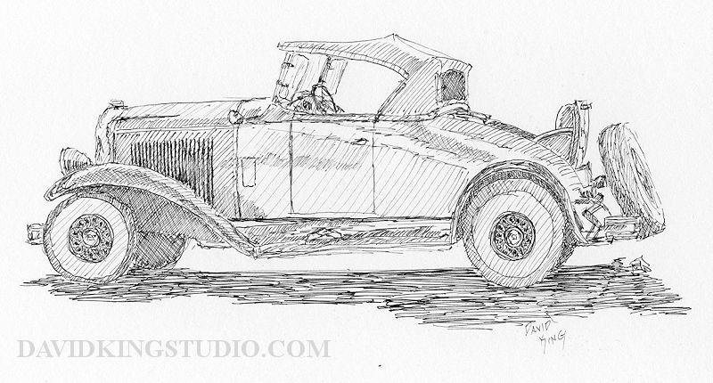 1930 buick roadster pen sketch.jpg