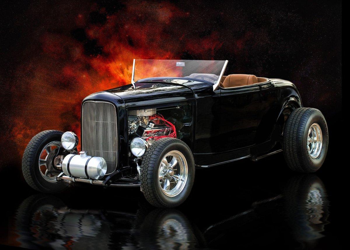 1930 Ford High Boy roadster on deuce rails - pat durkin  1 FIN.jpg