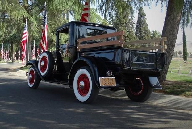 1931 Model A pickup back.jpg