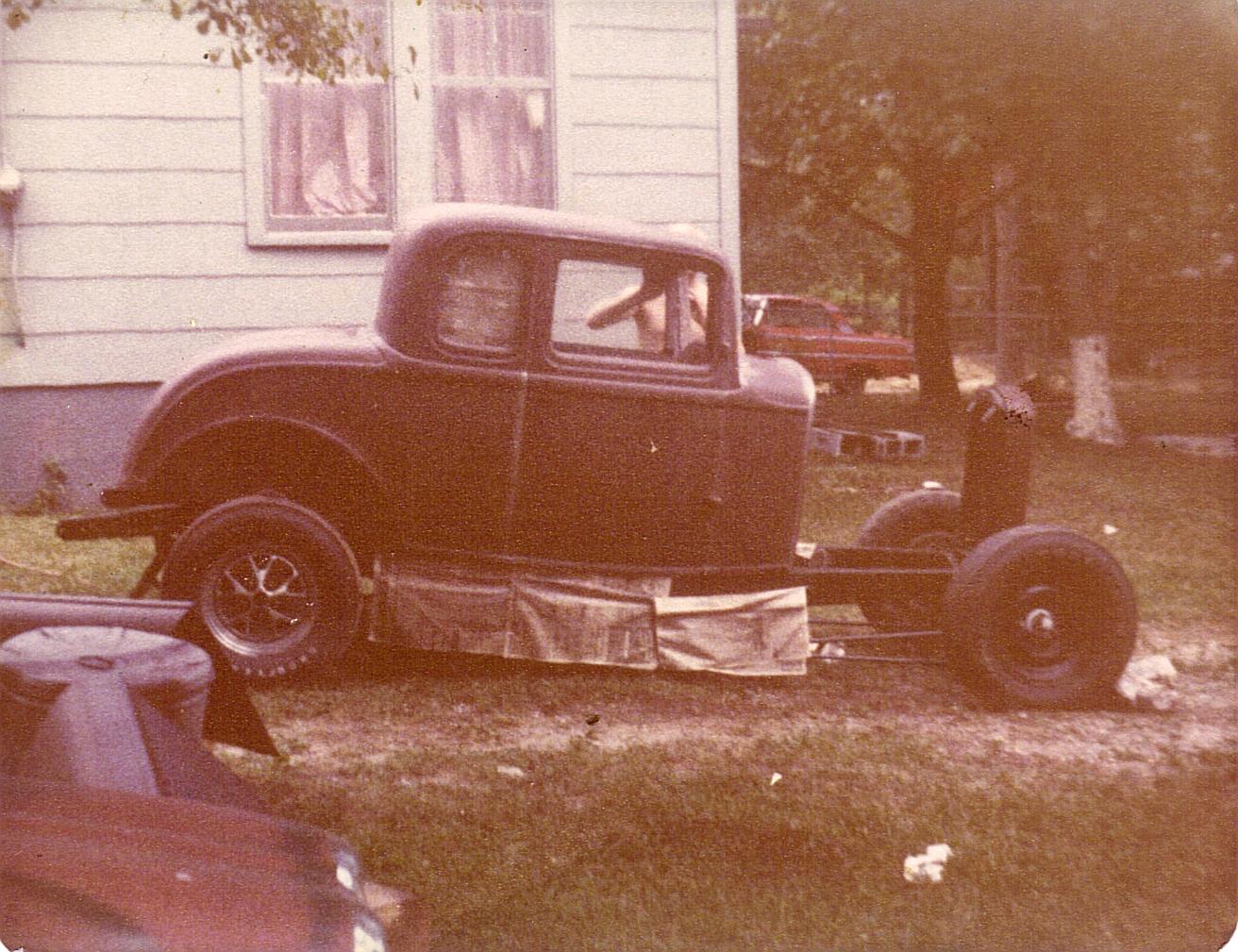 1932 coupe on Merryhill.JPG