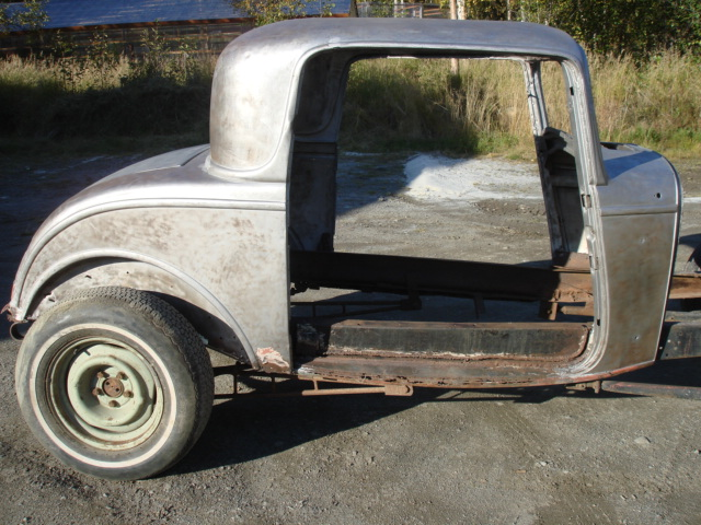 1932 ford coupe autos weblog for 1932 ford 5 window coupe project for sale