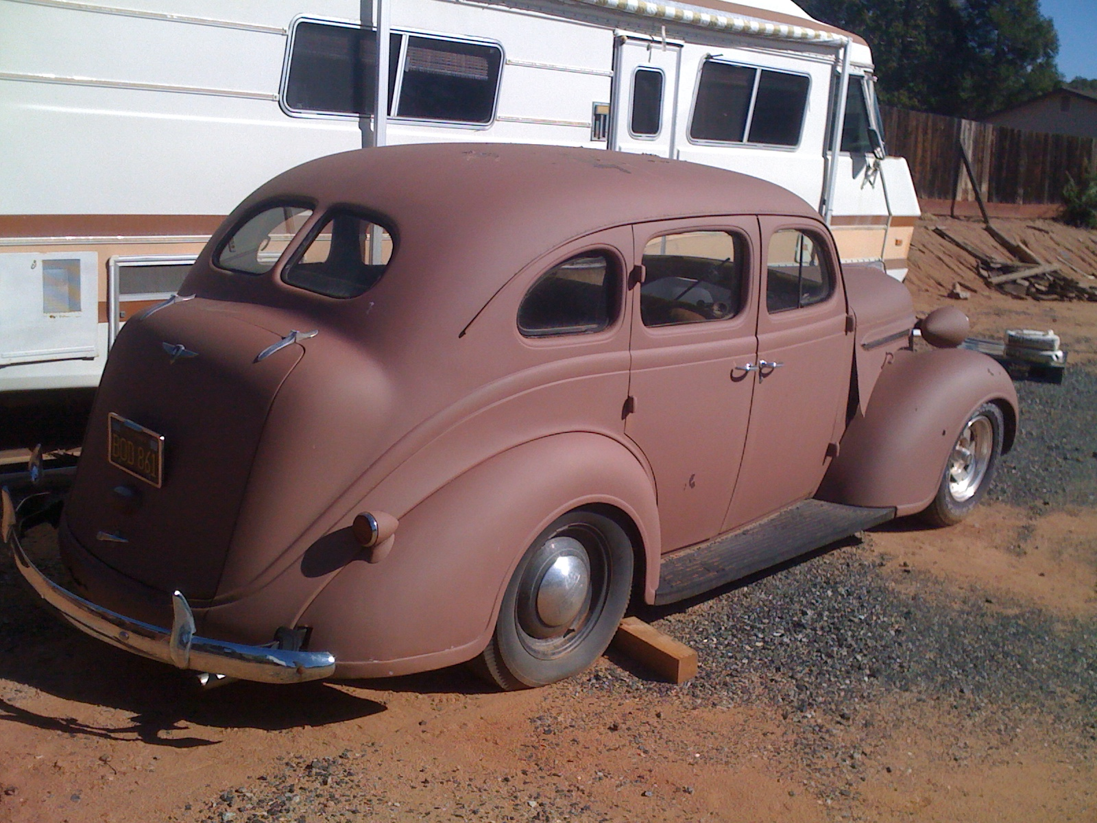 sold 1937 plymouth 4 dr sedan project sold the h a m b