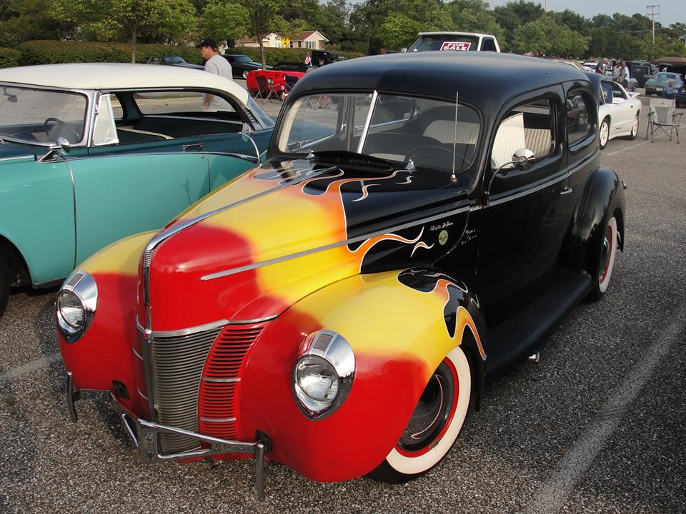 1940 two-door sedan (Bob McCoy tribute) car. Prior to Bob\u0027s death he consulted on all the aspects of the design of this tribute car including the vintage ... & GONE TO A GOOD HOME***1940 Ford Sedan Bob McCoy tribute car | The ...